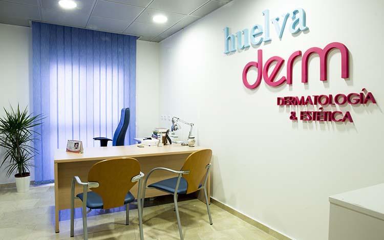 Consulta Huelvaderm, Clínica dermatológica y Medicina Estética en Huelva