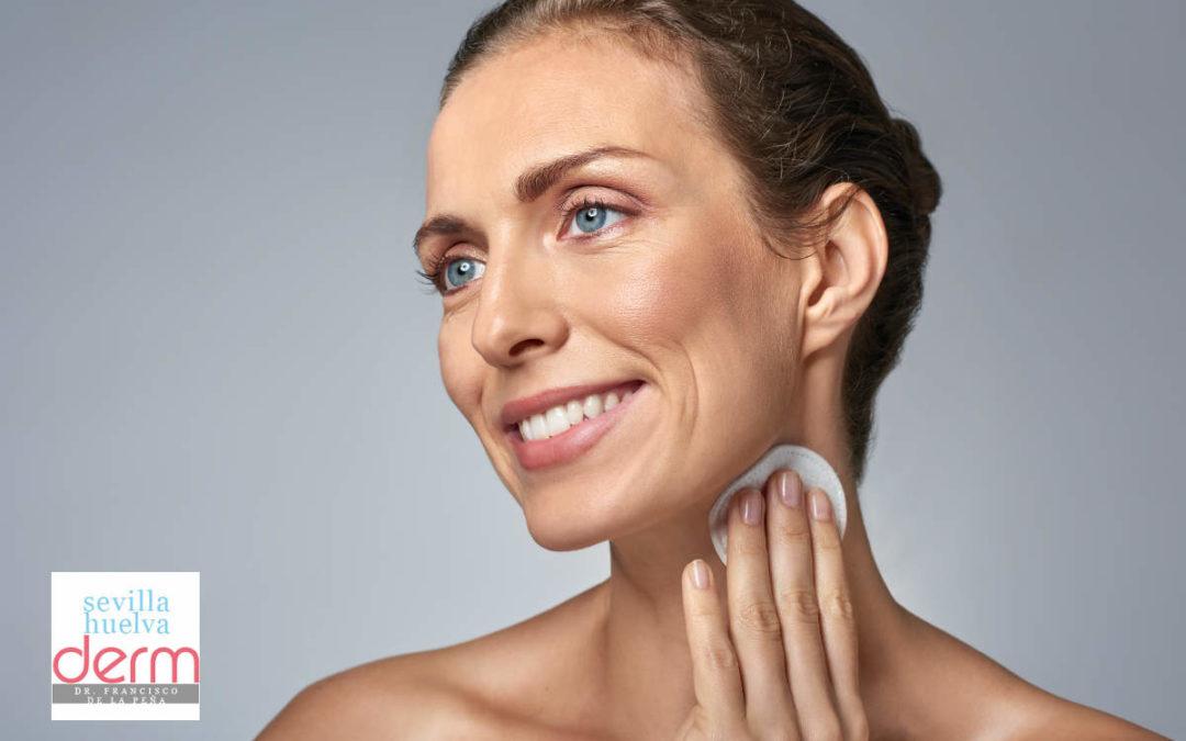 Los cuidados de la piel en la menopausia