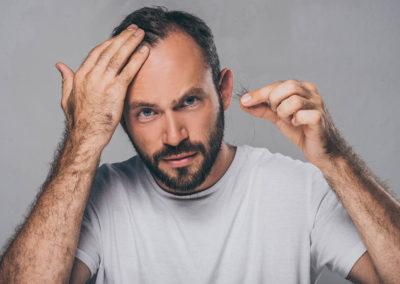 Tratamiento contra la caída del cabello