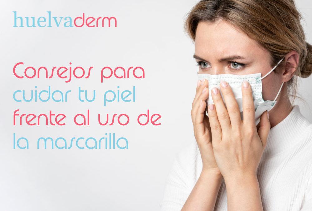 Consejos para cuidar tu piel de los efectos de la mascarilla