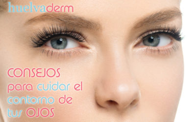 Consejos para cuidar el contorno de tus ojos
