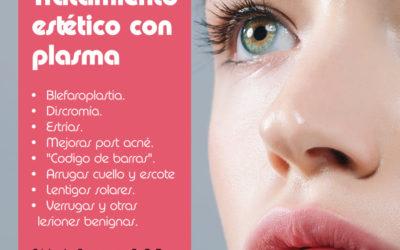 Dermatología estética con plasma