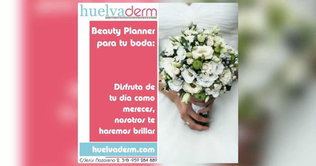 Servicio de Beauty Wedding Planner para brillar en tu boda